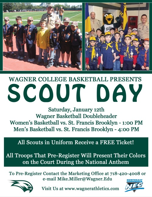 2013 Wagner Scout Day