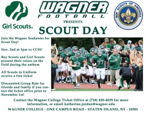 Football Scout Day