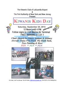 2014 LGA Kids Day Flyer-2