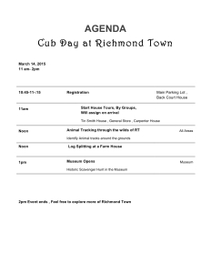 2015.3.14Richmond Town Agenda2015